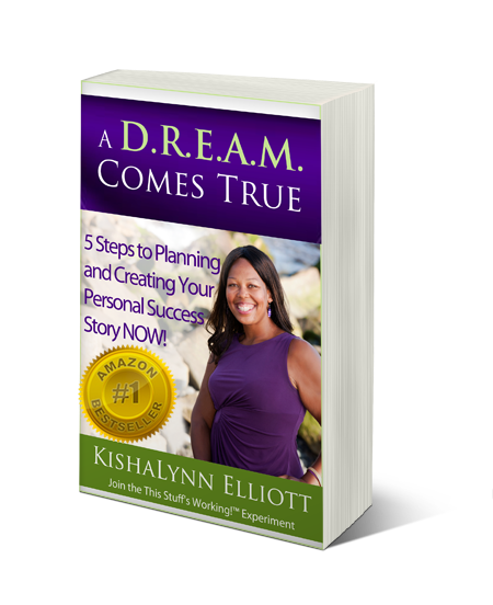 ADCTBestseller A DREAM Comes True: A Personal Development E Book
