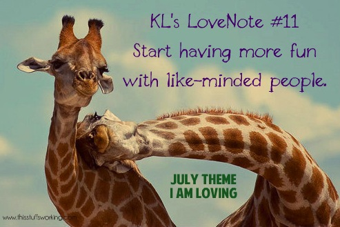 Kls Lovenote 11 Start Having More Fun With Like-minded People