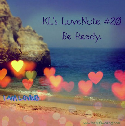 Kls Lovenote 20 Be Ready